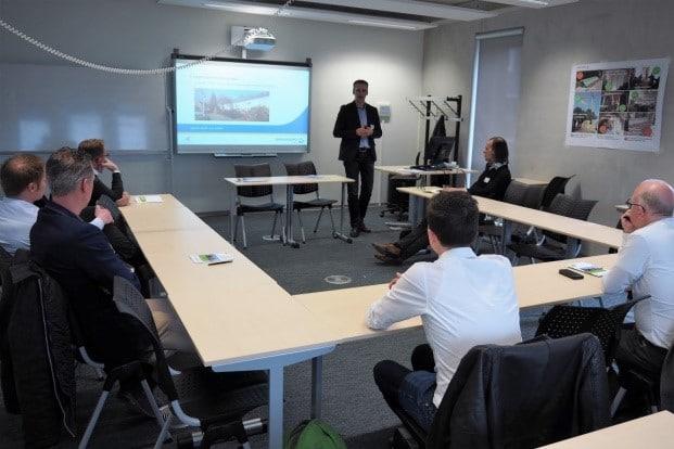 Presentatie Janssen de Jong - Lean in de Bouw