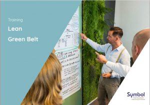 Download trainingsbrochure Lean Green Belt training van Symbol