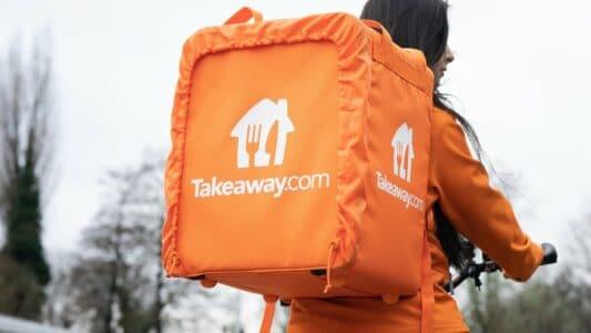 Scoober, onderdeel van Takeaway.com, met hulp van Symbol 'Lean-organisatie'