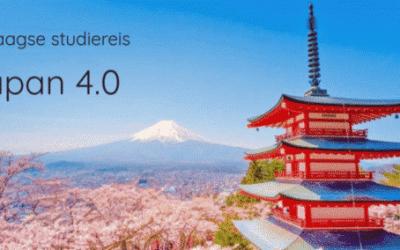 Nu aanmelden: Beleef de industriële revolutie Studiereis Japan 2022