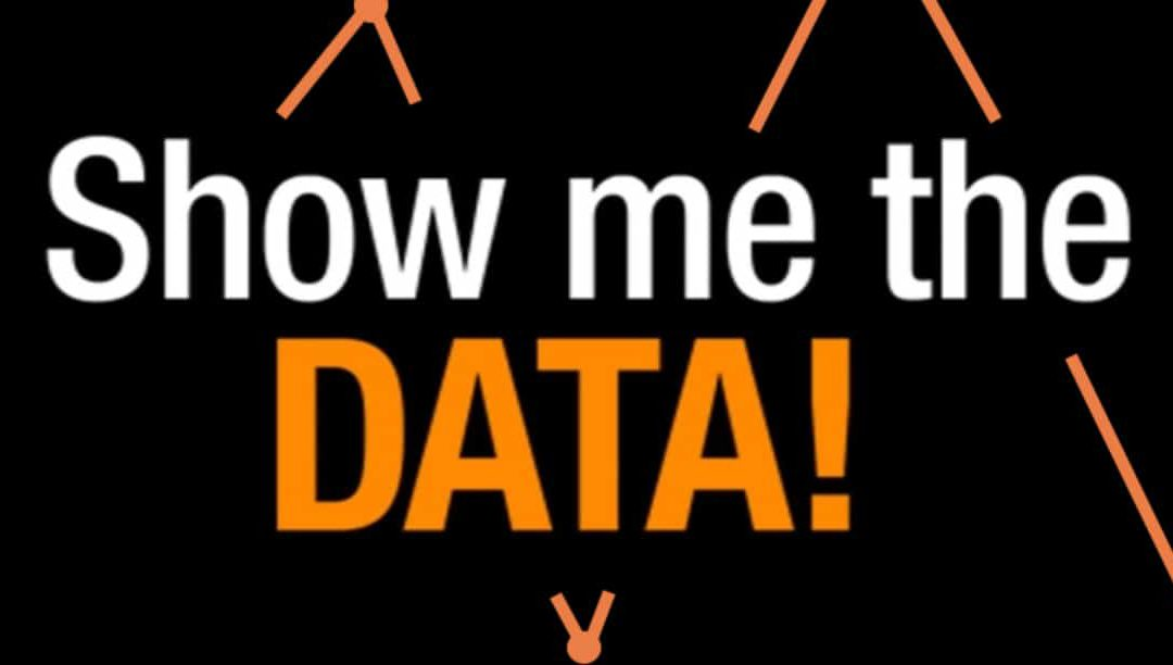Webinar: Show me the data!