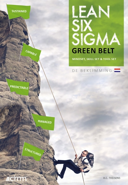 lean six sigma green belt boek