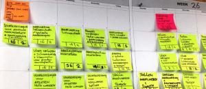 Afbeelding 1: detaillering van werkzaamheden draagt bij aan de leesbaarheid van de Lean planning.