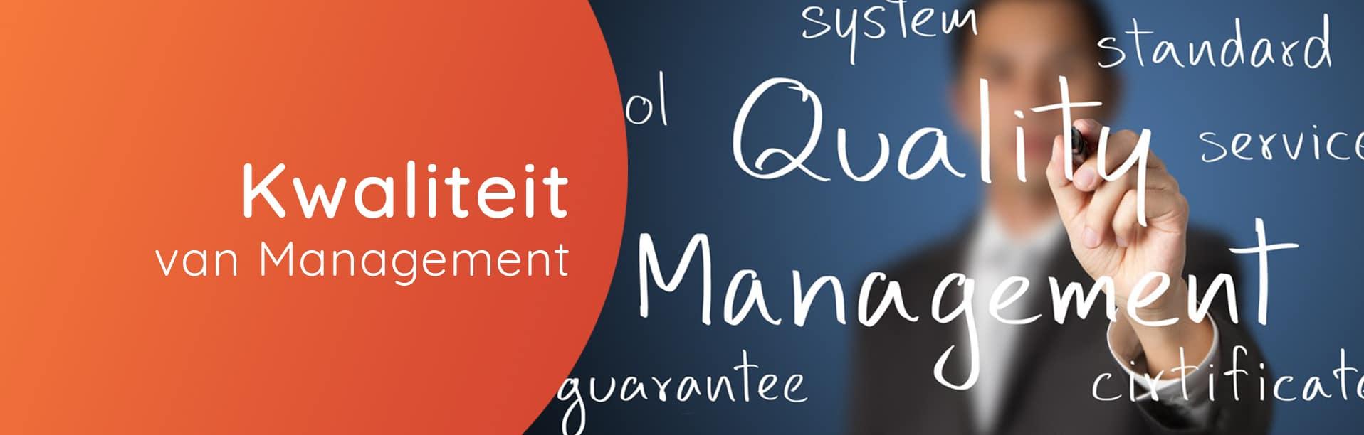 managen kwaliteit